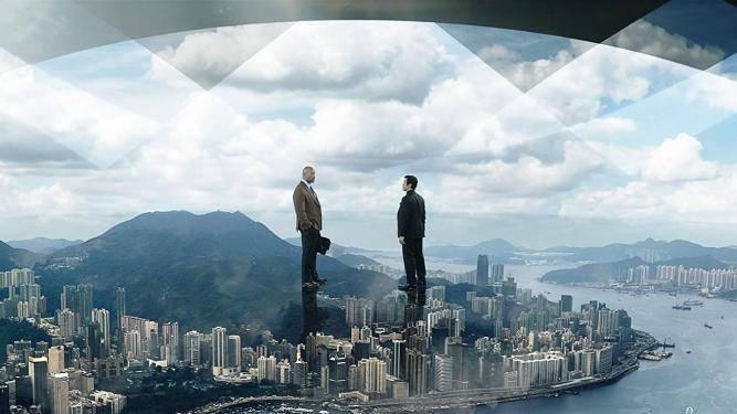 Skyscraper filmstill