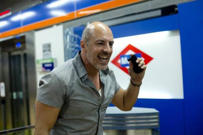 Roberto Álamo (Javier Alfaro)
