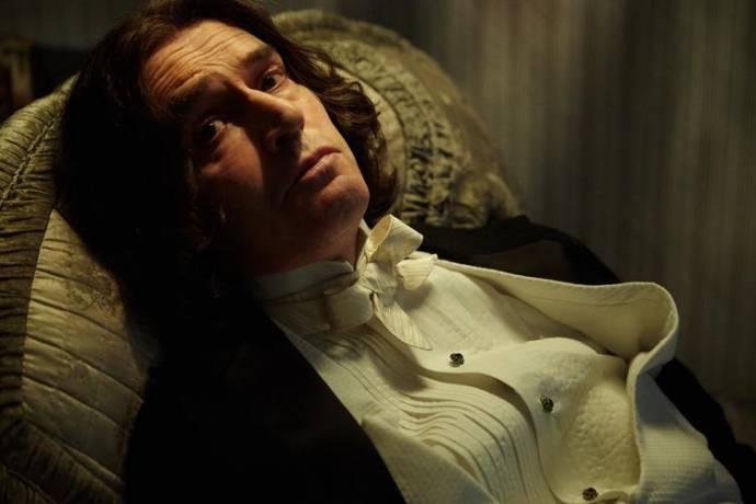 Rupert Everett (Oscar Wilde) in The Happy Prince
