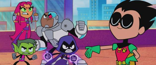 Teen Titans GO! at the Movies