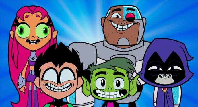 Teen Titans GO! at the Movies (NL) filmstill