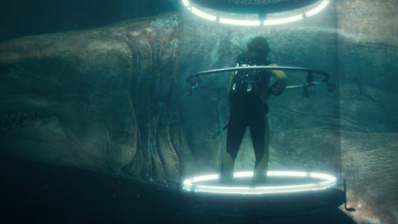 The Meg filmstill