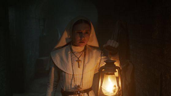 Taissa Farmiga (Sister Irene)