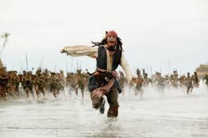 Johnny Depp (Jack Sparrow)