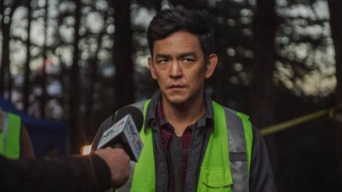 John Cho (David Kim)