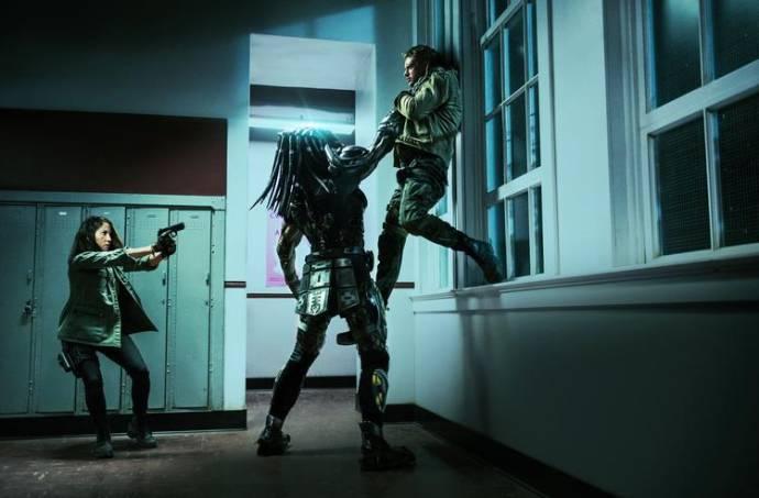The Predator filmstill