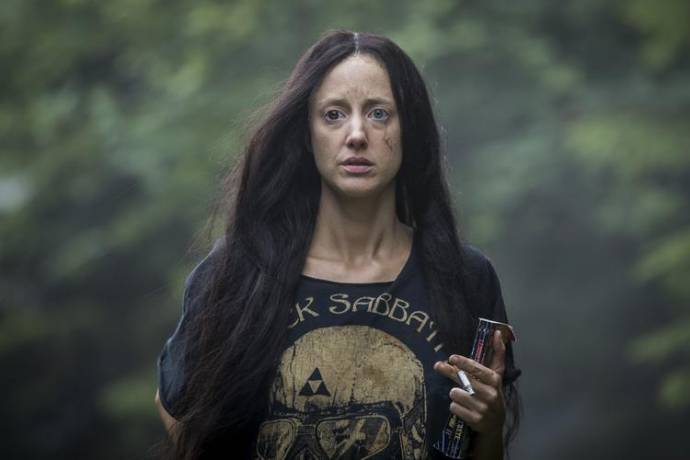 Andrea Riseborough (Mandy)