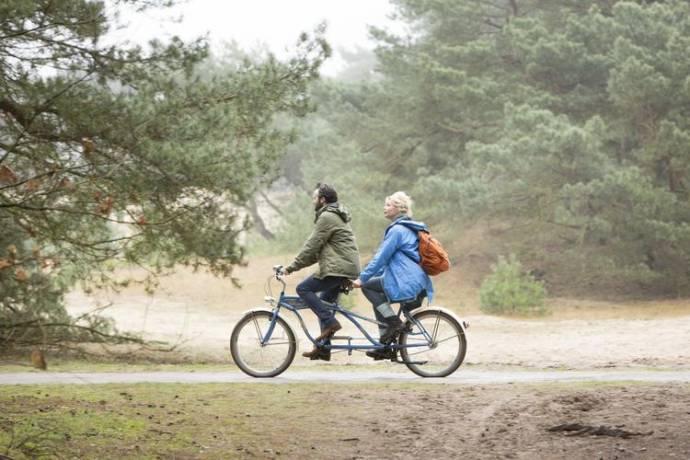 Guy Clemens (Tim) en Tjitske Reidinga (Doris)