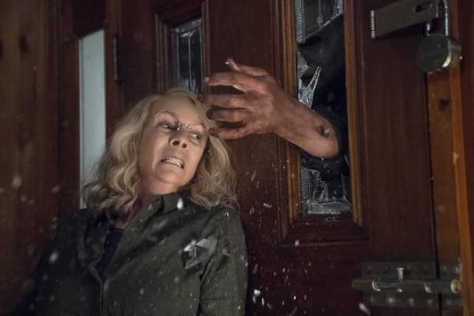 Jamie Lee Curtis (Laurie Strode)