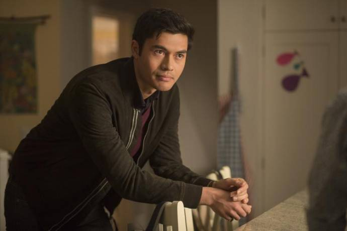 Henry Golding (Sean Townsend)