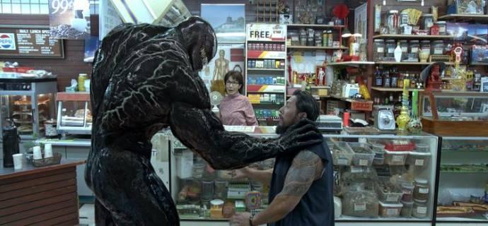Venom 3D filmstill