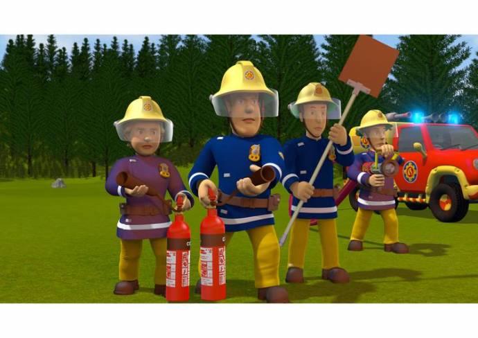 Brandweerman Sam – Klaar voor actie! (NL) filmstill