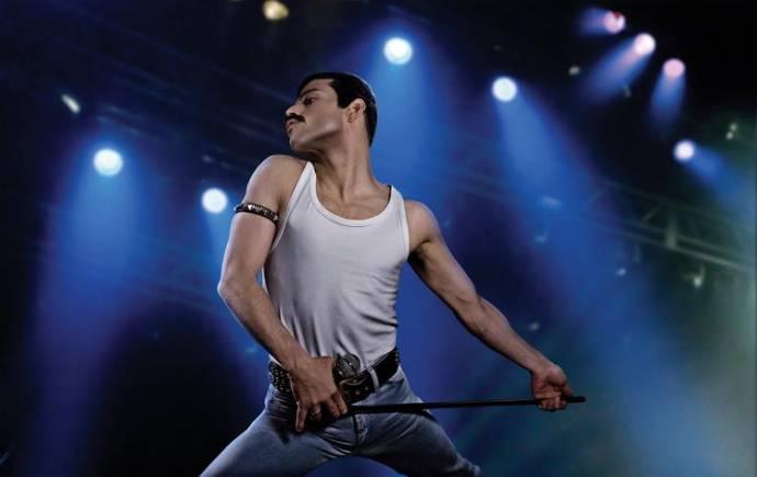 Rami Malek (Freddie Mercury)