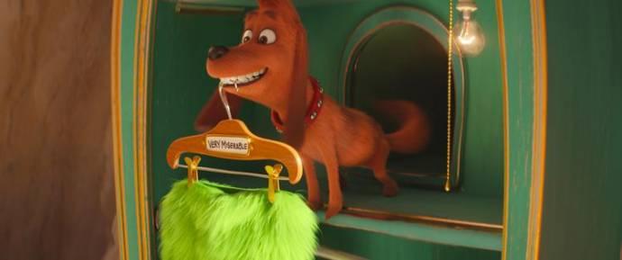 The Grinch 3D filmstill