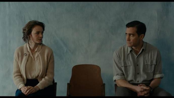 Carey Mulligan (Jeanette Brinson) en Jake Gyllenhaal (Jerry Brinson)