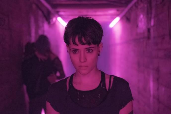Claire Foy (Lisbeth Salander)