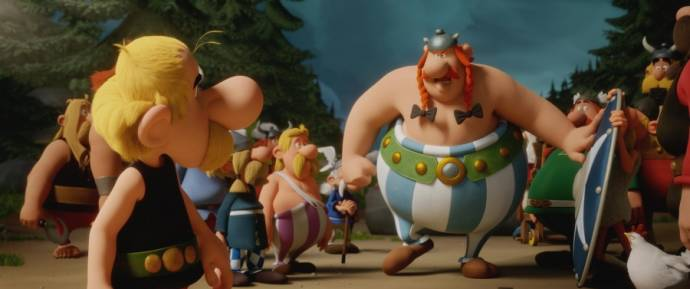 Asterix: The Secret of the Magic Potion filmstill