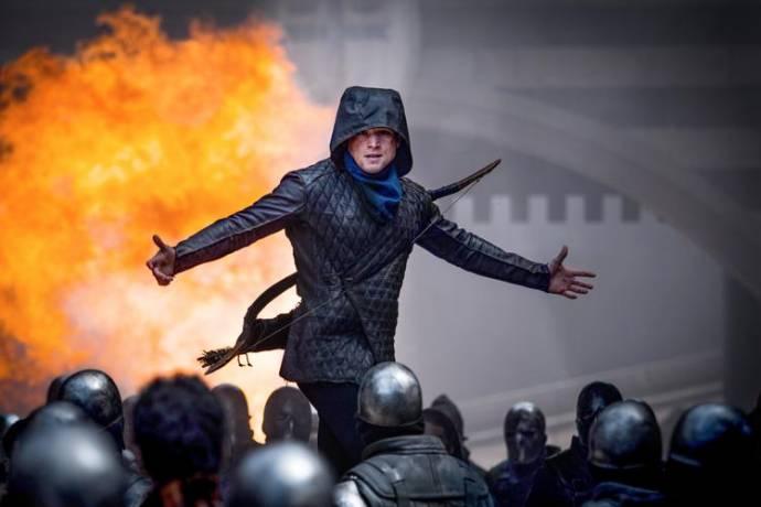 Taron Egerton (Robin Hood)