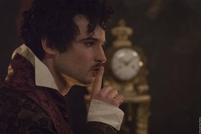 Tom Sturridge (Lord Byron)
