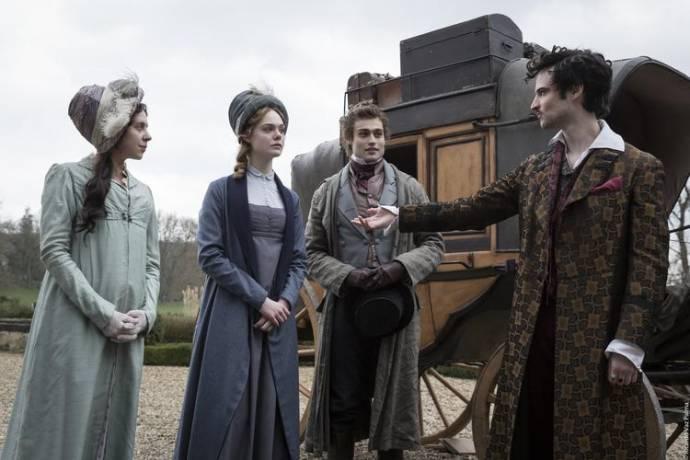 Mary Shelley filmstill