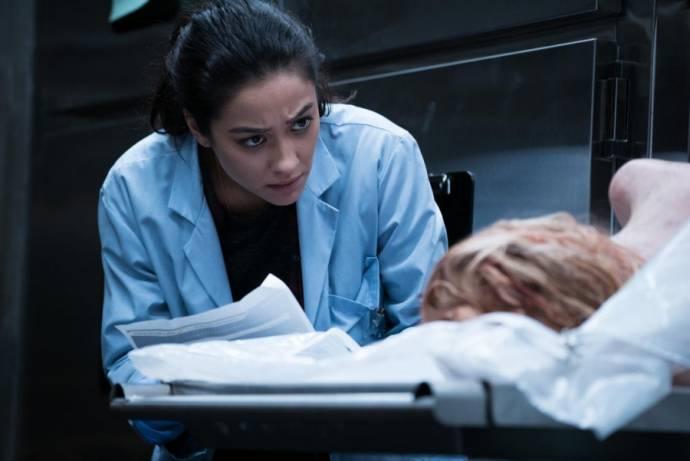 Shay Mitchell (Megan Reed)
