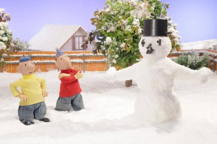 Buurman & Buurman winterpret! (NL) filmstill
