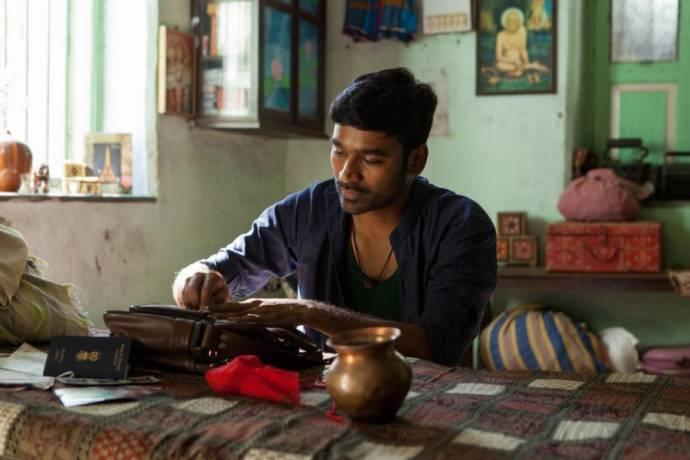 Dhanush (Ajatashatru Lavash Patel)