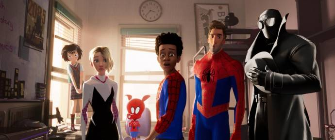 Spider-Man: Into the Spider-Verse filmstill