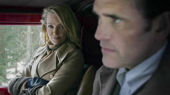 Uma Thurman (Lady 1) en Matt Dillon (Jack)