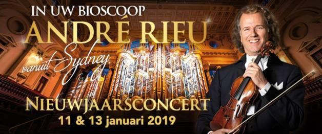 André Rieu: Nieuwjaarsconcert 2019