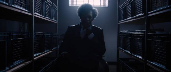 Samuel L. Jackson (Elijah Price / Mr. Glass)