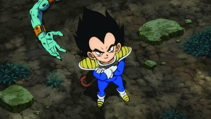 Dragon Ball Super: Broly filmstill