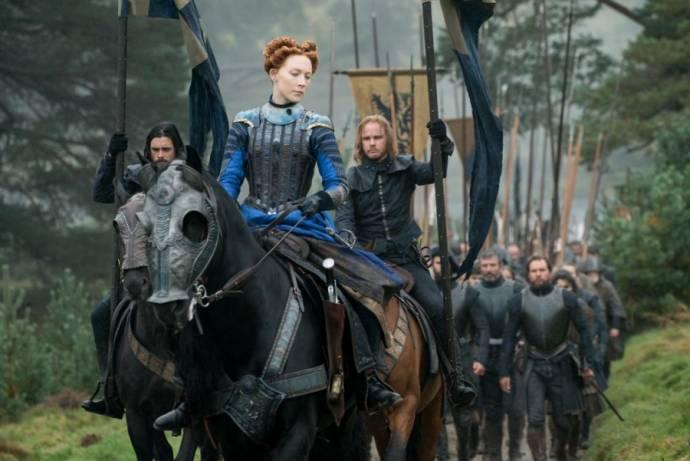 Mary Queen of Scots filmstill