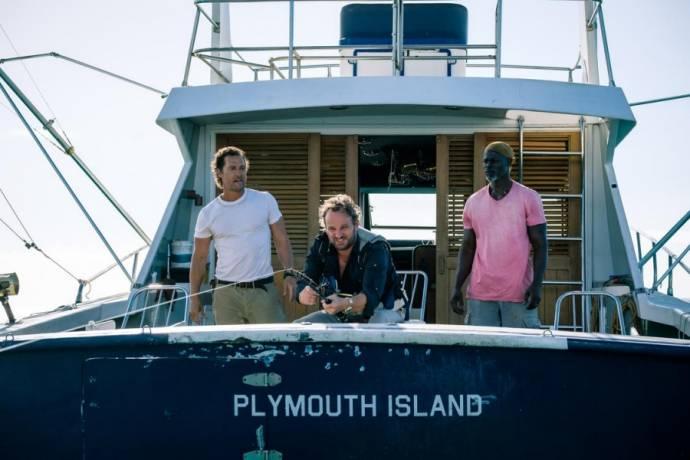 Matthew McConaughey, Jason Clarke en Djimon Hounsou