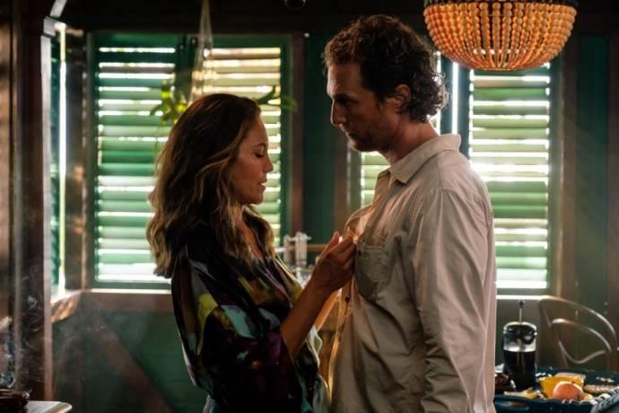 Diane Lane (Karen) en Matthew McConaughey