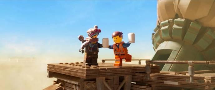 De Lego Film 2 3D (NL) filmstill