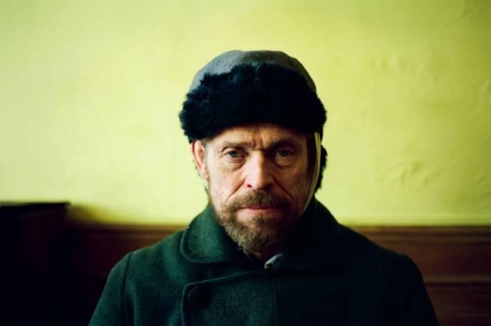 Willem Dafoe (Vincent Van Gogh)