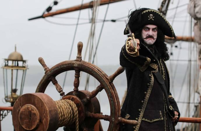 Kyrre Haugen Sydness (Captain Sabertooth)
