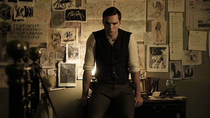 Nicholas Hoult (J.R.R. Tolkien)
