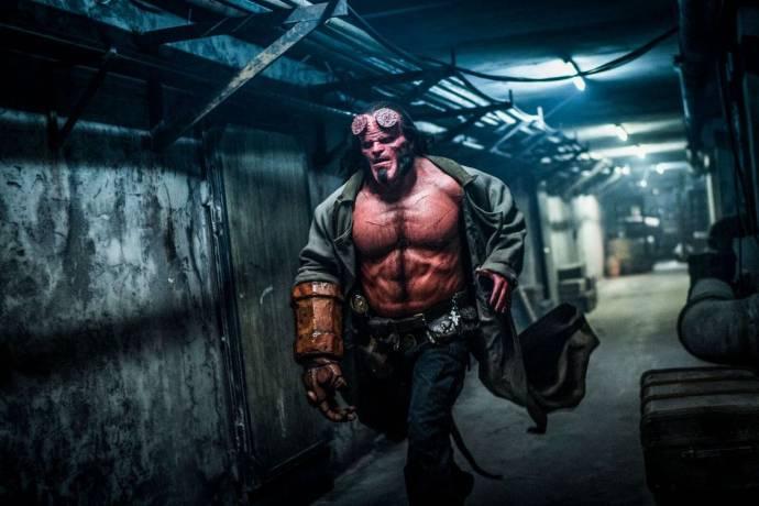 David Harbour (Hellboy)