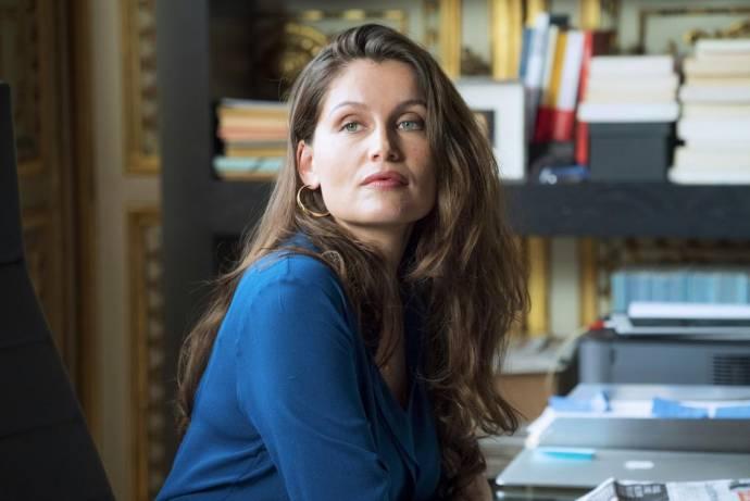 Laetitia Casta (Marianne)