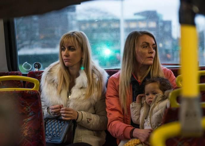 Katherine Kelly (Lisa) en Vicky Knight (Jade)