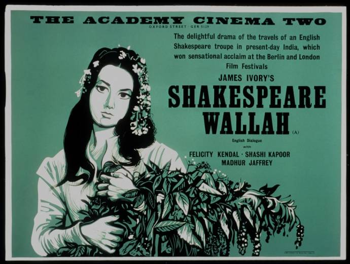 Shakespeare-Wallah filmstill
