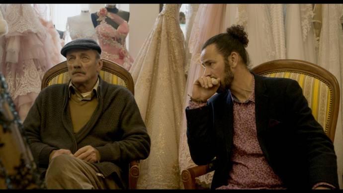 Mohammed Bakri (Abu Shadi) en Saleh Bakri (Shadi)
