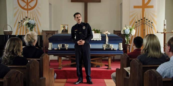 Jim Cummings (Officer Jim Arnaud)