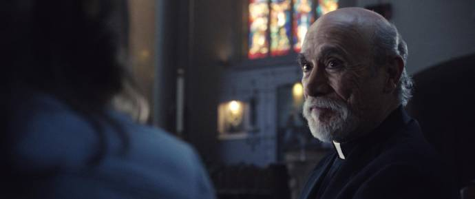 Tony Amendola (Father Perez)