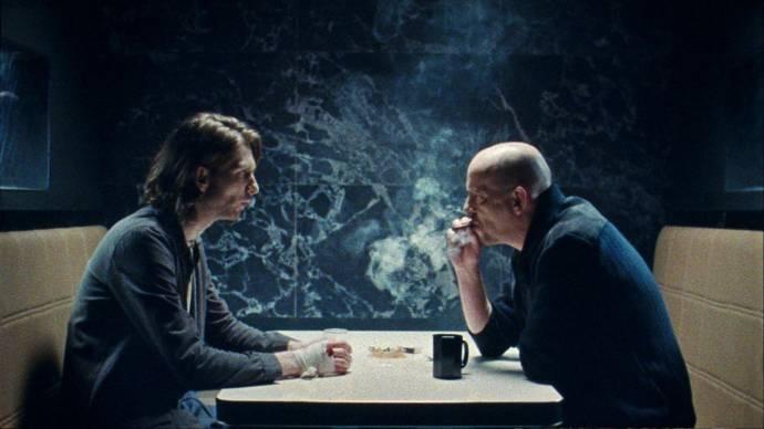 Vincent van der Valk (Alex) en Bart Slegers (Serge)