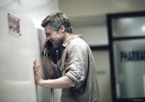 Brad Pitt (Richard) in Babel