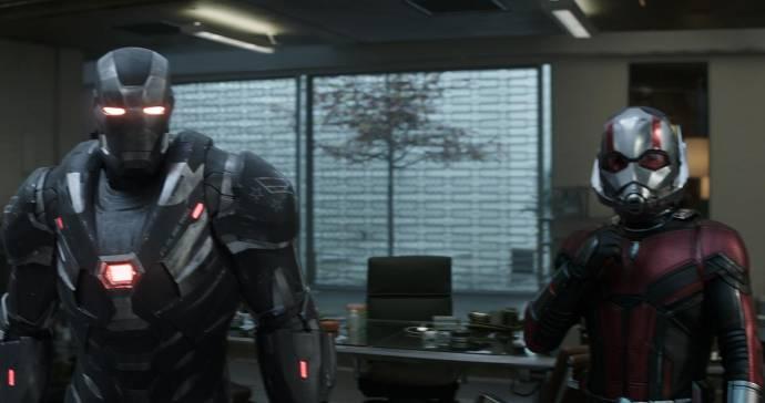 Avengers Endgame Re-release filmstill