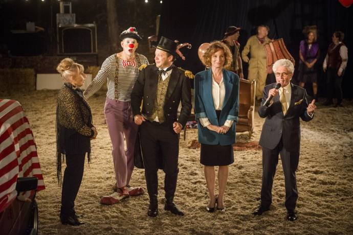 Circus Noël filmstill